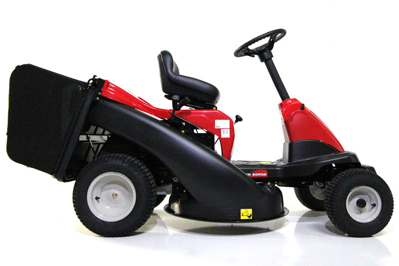 Lawn King Mini Rider 60rde Ride On Lawnmower By Mtd 24in Cut