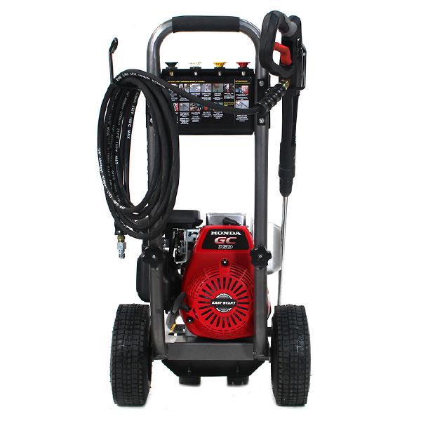 Elegant BE B275HA Honda GC160 Powered Petrol Pressure Washer 2700psi