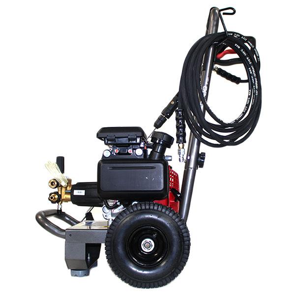 BE B275HA Honda GC160 Powered Petrol Pressure Washer