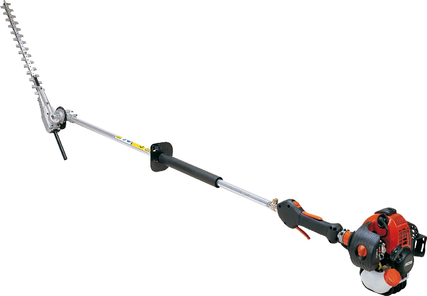 how to clean oritzo hedge trimmer