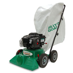 Billy Goat LB352 - Little Billy  Push Wheeled Vacuum