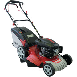 Lawnflite 19spw Sse Petrol Lawnmower 4 In 1 Self Propelled