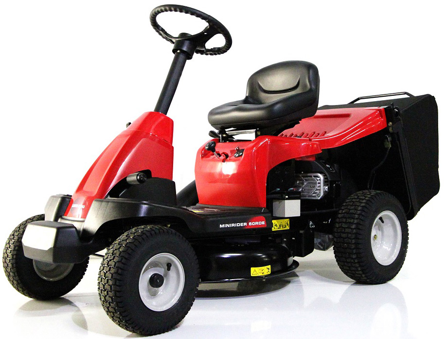 lawnboss ride on mower manual