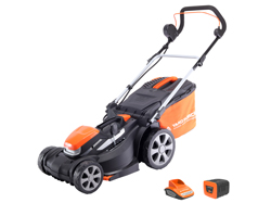 Yard Force LMG34A Cordless Lawnmower 40V 34cm Cut