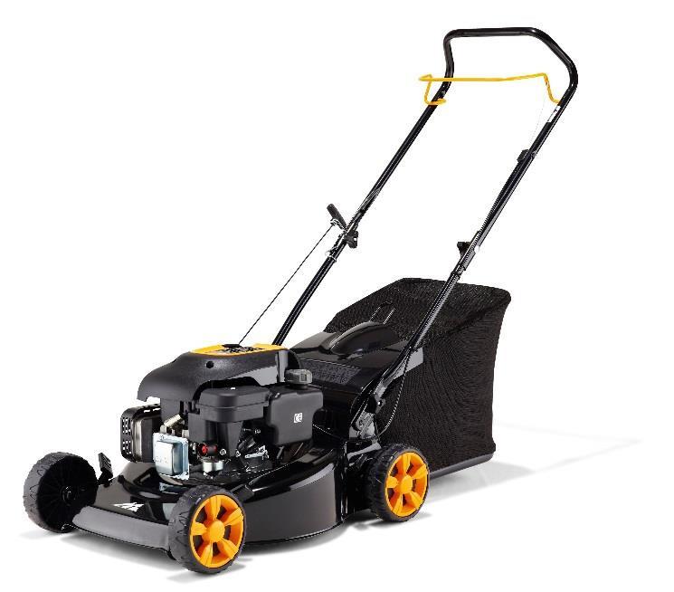 mcculloch m46 110 petrol lawnmower. Black Bedroom Furniture Sets. Home Design Ideas