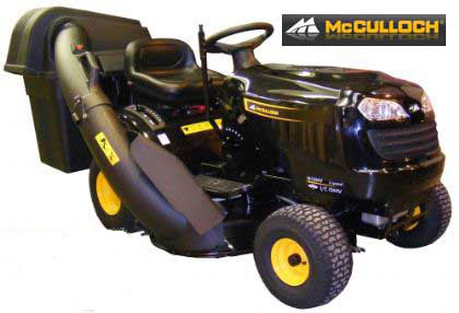 Mcculloch Mc12597 Lawn Tractor Buy At Cheap Mowers