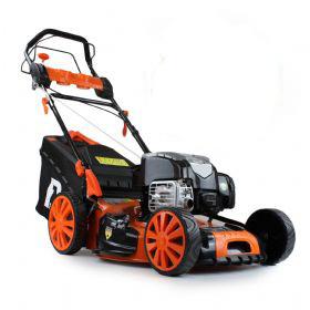 P1PE P5100SPBS Petrol Lawn Mower Self Propelled Briggs Powered