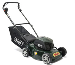 Webb R16LIHP Push Cordless Rotary Lawnmower 42cm Cut