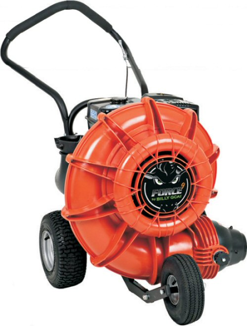 Billy Goat Blowers : Billy goat f s force hp wheeled blower billygoat