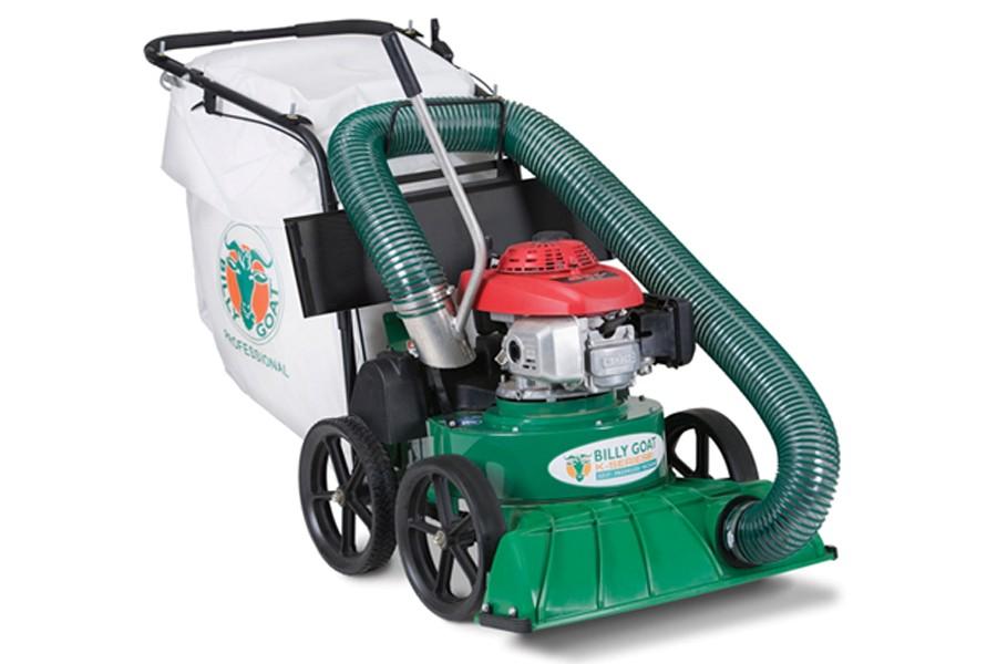 billy goat kv650h petrol wheeled vacuum billygoat
