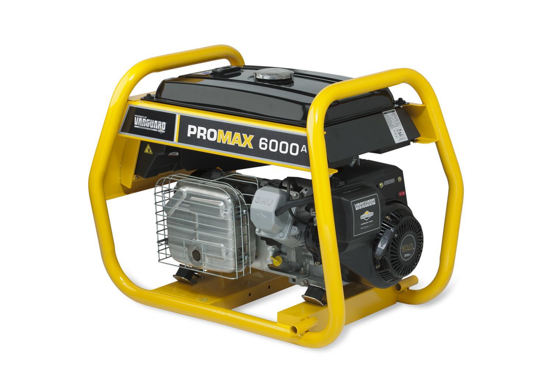 briggs stratton promax 6000a petrol generator 6kva. Black Bedroom Furniture Sets. Home Design Ideas