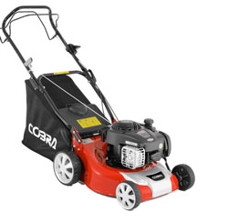 Cobra M46SPB Petrol Lawnmower Self Propelled