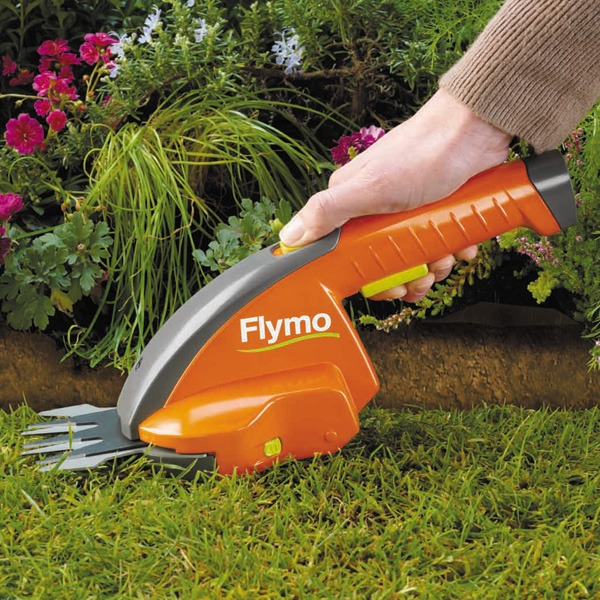 Flymo Freestyler Cordless Trimmer And Shear Set