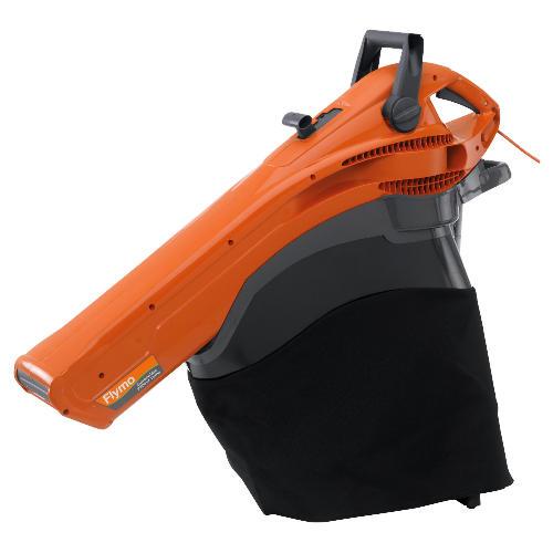 Flymo garden vac 2700 leaf vac n blower buy at cheapmowers for Garden vacuum