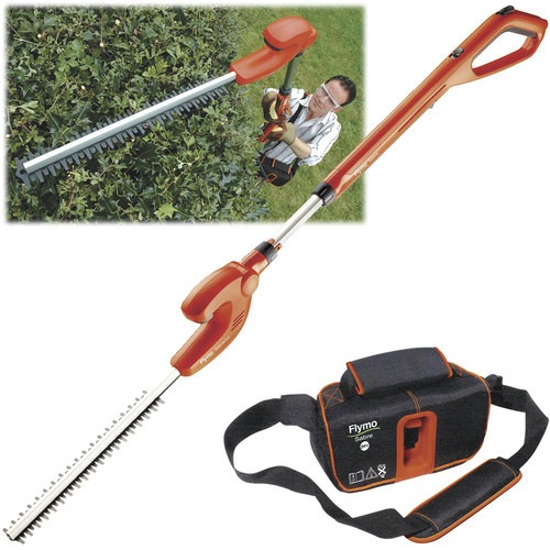 Flymo Sabre Cut Cordless Hedge Trimmer Buy At Cheap Mowers