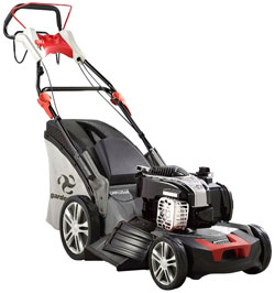 Gardencare LM48 Plus Lawnmower 48cm cut  4 in 1
