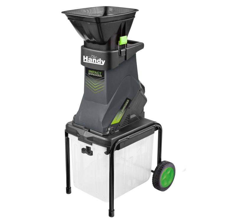 handy thiswb electric garden shredder 2500w. Black Bedroom Furniture Sets. Home Design Ideas