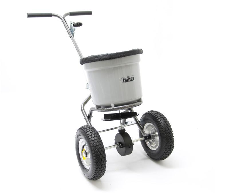 Handy Ths50 Spreader Lawn Fertilizer Seed Salt Spreader
