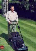 Rotary Lawnmowers - Rear Roller