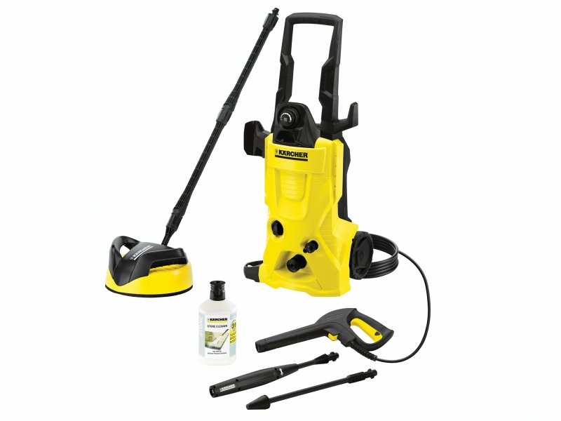 karcher k4 home pressure washer 130 bar. Black Bedroom Furniture Sets. Home Design Ideas