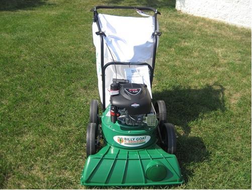 Billy Goat KV600 Push Wheeled Vacuum EX DISPLAY MODEL