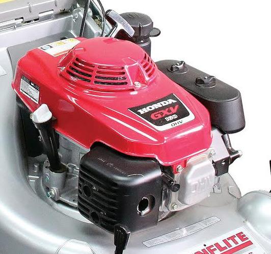 Lawnflite Pro 553HRSP-HST Lawn Mower Hydrostatic Drive Rear Roller