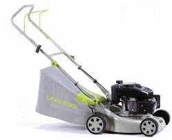 Lawn-King  41RC  Petrol Lawnmower 41cm Cut Pushed