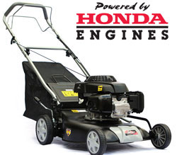 Lawn-King  46RSPH Petrol Lawnmower 46cm Honda Powered