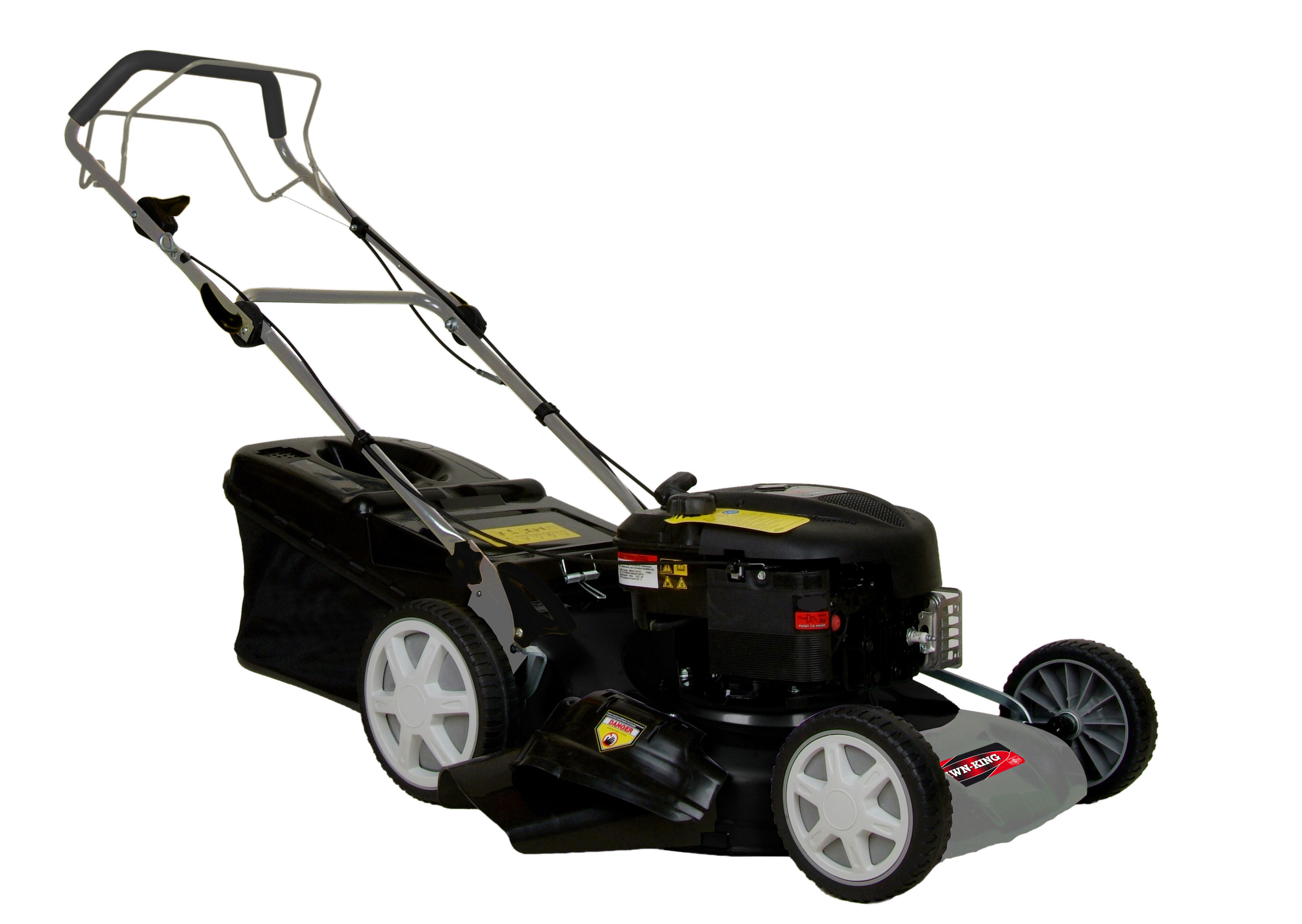 lawn king petrol lawnmowers cheap mowers uk garden. Black Bedroom Furniture Sets. Home Design Ideas
