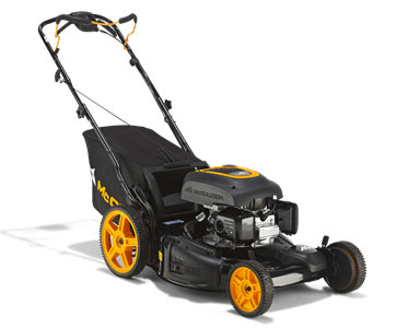mcculloch m56 190awfpx petrol lawnmower 4 in 1. Black Bedroom Furniture Sets. Home Design Ideas