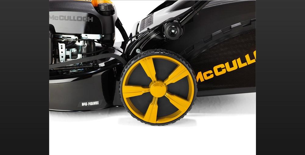 Large Rear Wheel Lawn Mower Mower Large Rear Wheels