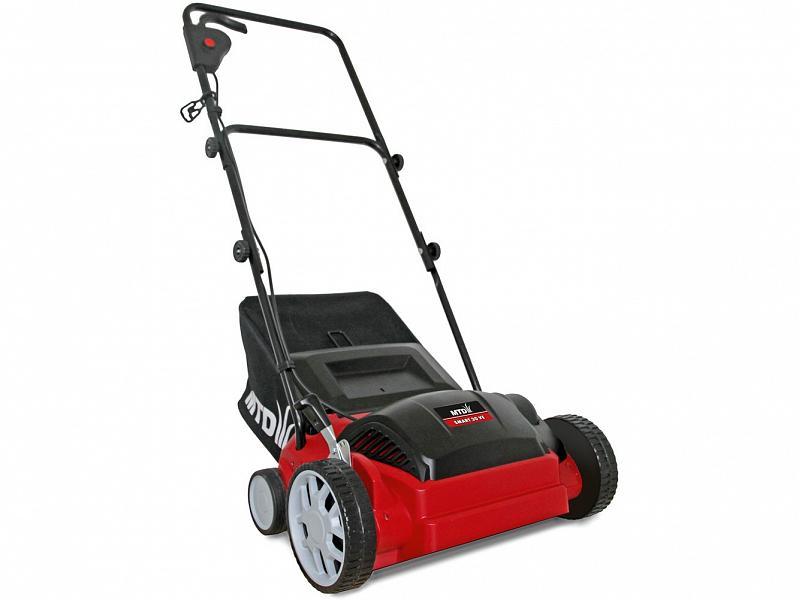 Mtd Lawnflite Smart 30ve Electric Lawn