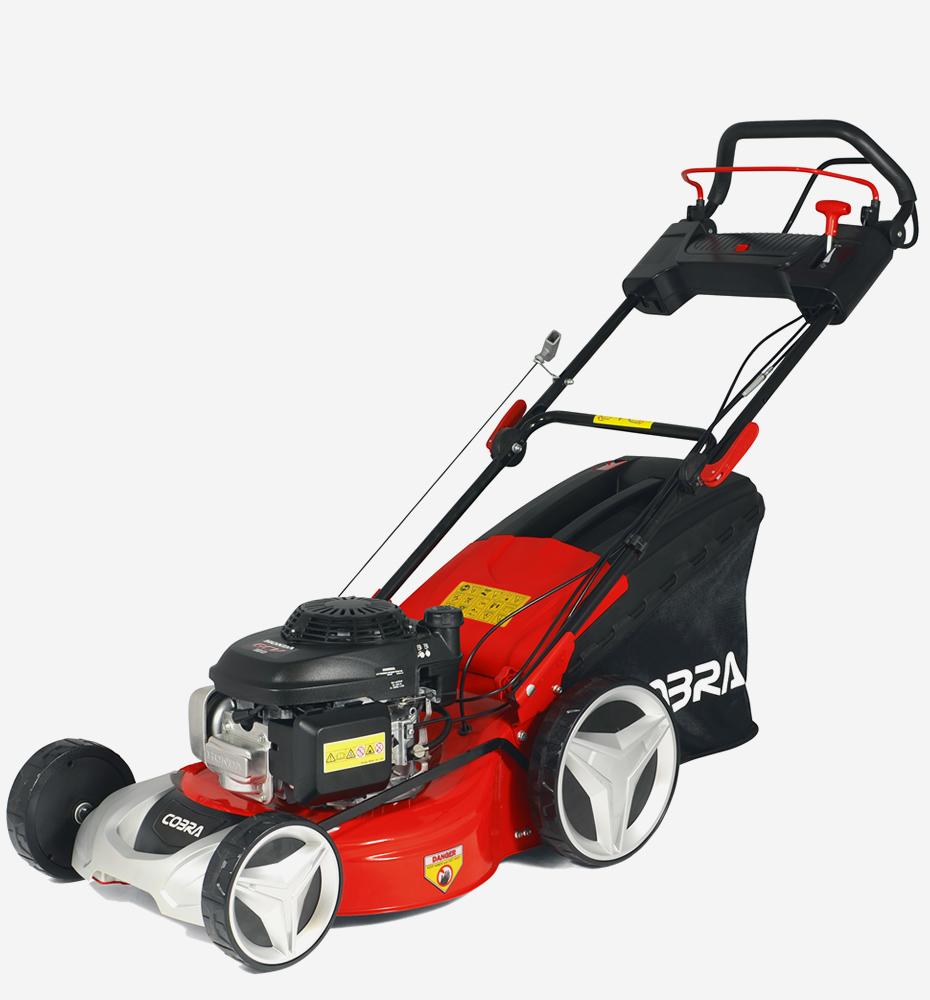how to start a honda lawn mower easy start