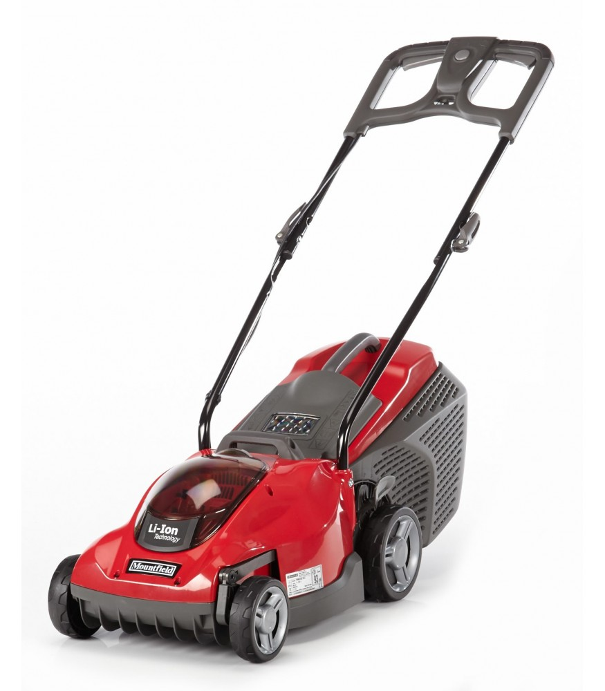 Mountfield Princess 34li Cordless Lawnmower Freedom 48