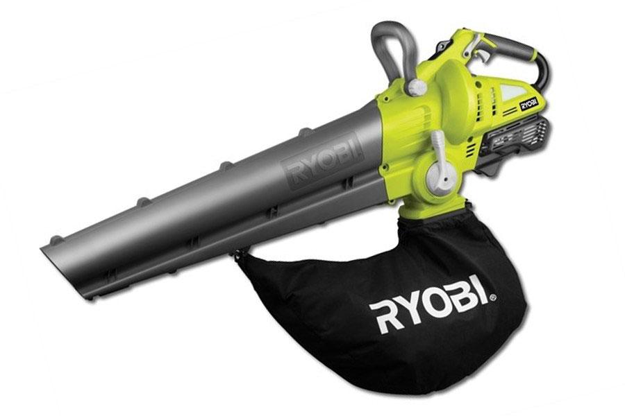 Ryobi Rbl30mvb Petrol Blower Garden Leaf Vacuum