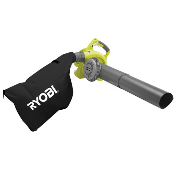 Ryobi Rbv26b Blower Sweeper Petrol Vac