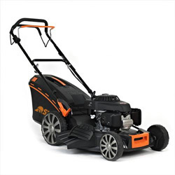 Sherpa Premium Petrol Lawnmower Honda GCV160 4 in 1 53cm