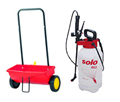 Garden Spreaders and Sprayers