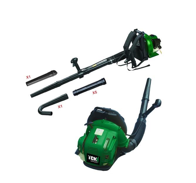 tck tstd35 garden backpack petrol leaf blower