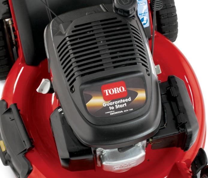 toro  honda engine