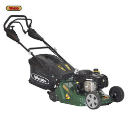 Webb Elite RR16 Lawnmower Self Propelled Roller